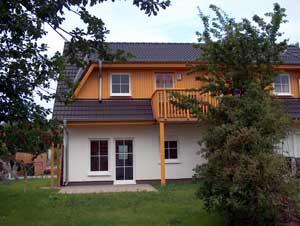 Ferienwohnung - 1.Etage mit Balkon
