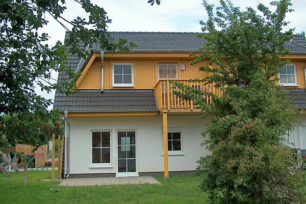 Ferienwohnung mit Balkon in Koserow
